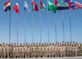 25 مناورة عسكرية عربية خلال 2018