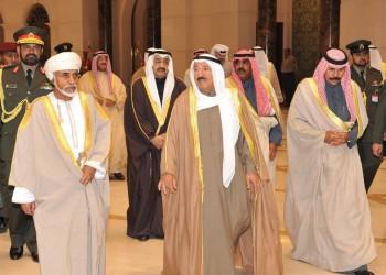 أمير الكويت يبعث رسالة خطية إلى السلطان «قابوس»
