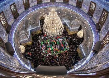 العراق: 13 مليونا شاركوا بأربعينية الحسين بينهم مليونا أجنبي