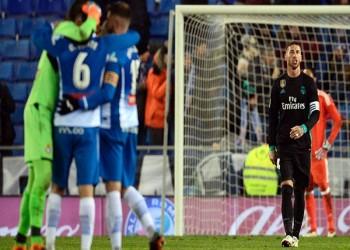 بعد هزيمته.. رقم سلبي جديد لريال مدريد في الدوري الإسباني
