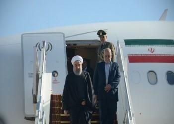 الرئيس الإيراني يصل إلى بغداد في زيارة تستمر 3 أيام