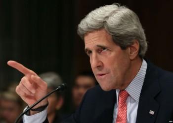 «كيري»: اليمين الإسرائيلي «عقبة» في طريق السلام والتوصل إلى حل الدولتين
