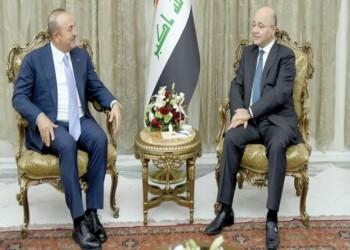 رئيس العراق يدعو تركيا لاتفاق دائم حول المياه