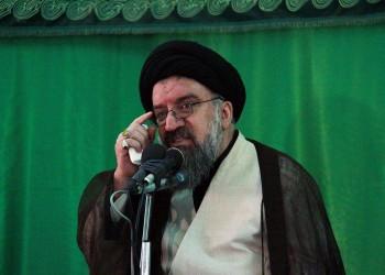 خطيب طهران يدعو لوحدة السنة والشيعة ضد أعداء الإسلام