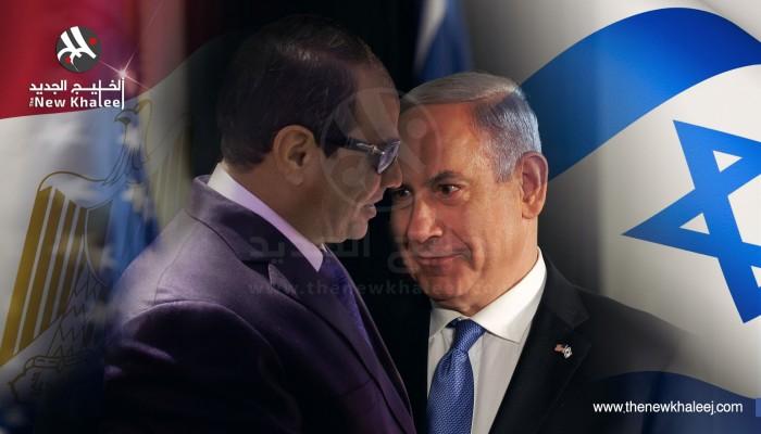 العلاقات المصرية الاسرائيلية فى عام 2018