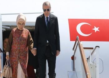 «أردوغان» يصل كوريا الجنوبية في زيارة رسمية تستمر يومين