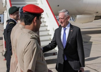 وزير الدفاع الأمريكي يناقش الأزمة الخليجية مع السلطان «قابوس»
