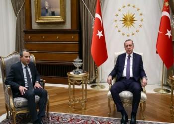 «أردوغان» و«أوغلو» يلتقيان «باسيل» بأنقرة لبحث أزمة «الحريري»
