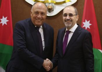 مصر والأردن يبحثان الأزمة السورية والمصالحة الفلسطينية