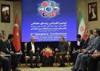 يلدريم يزور إيران ويؤكد: أنقرة وطهران إخوة وأصدقاء