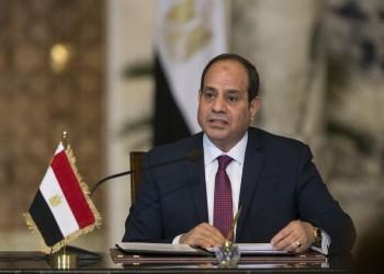 «السيسي» يصادق على قانون زيادة رواتب الوزراء والمحافظين