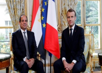 ماكرون والسيسي.. المصالح أولا في سوريا وليبيا والهجرة