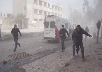 روسيا والنظام السوري قتلا 241 مدنيا على معابر الفرات