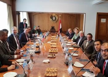 وفد إسرائيلي في القاهرة لتعزيز التبادل التجاري