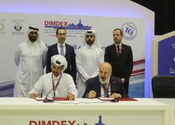 قطر تتعاقد مع شركة تركية لإنشاء قاعدة عسكرية بحرية