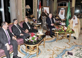 معصوم يكشف فحوي رسالة من السيستاني للقيادة السعودية