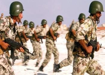 مناورات «النجم الساطع» ضد البدو تثير استياء أهالي سيناء