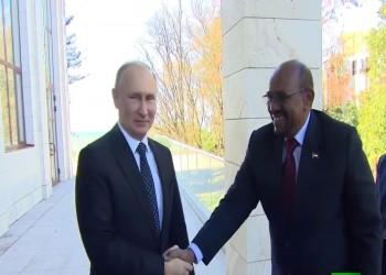 روسيا توقع اتفاقا لبناء محطة نووية في السودان