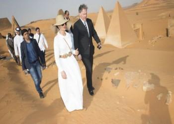 الأميرة القطرية و«أنجلينا جولي».. معركة جديدة بين مصر والسودان حول الأهرامات