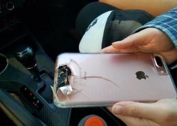 هاتف «آيفون» ينقذ حياة امرأة من هجوم «لاس فيغاس»