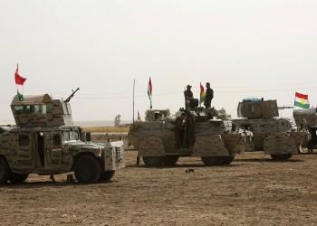 الجيش العراقي يعلن السيطرة على 350 كلم جنوب الموصل