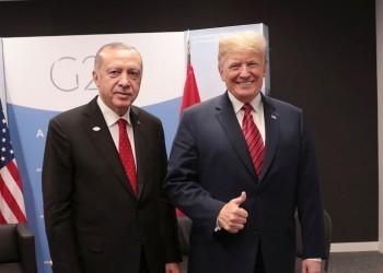ترامب يؤكد لأردوغان: لا أريد مشاكل في صفقة إف-35