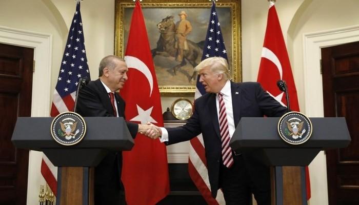 ترامب يتراجع: إمكانيات كبيرة للتعاون الاقتصادي مع تركيا