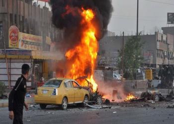 مقتل 9 أشخاص وإصابة 20 آخرين في انفجار ببغداد و«الدولة الإسلامية» يعلن مسؤوليته