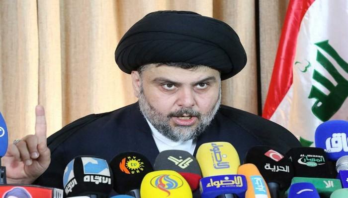 «الصدر» يدعو إيران إلى عدم التدخل في الشأن العراقي
