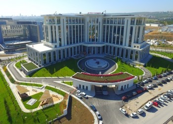 أردوغان يفتتح بأنقرة المستشفى الأكبر في أوروبا