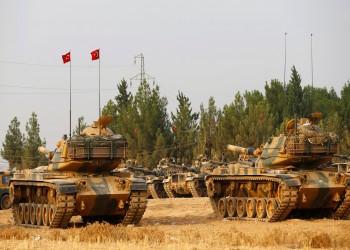 وسائل إعلام إماراتية تتهم تركيا باحتلال شمال سوريا