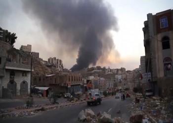 حقوقية: قنابل أمريكا تصل إلى اليمن قبل مساعداتها الإنسانية