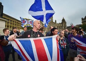 البرلمان الاسكتلندي يؤيد إجراء استفتاء جديد على الاستقلال عن بريطانيا
