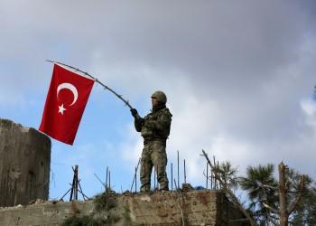الجيش التركي يعلن سيطرته على منطقة عفرين بالكامل