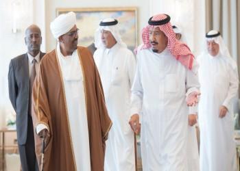 البشير يتلقى تهنئة بالاستقلال من ملك السعودية وولي عهده