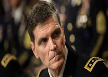 قائد القيادة المركزية الأمريكية: أؤيد الاتفاق النووي مع طهران