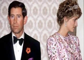"""صحيفة بريطانية تكشف سبب انفصال """"تشارلز"""" عن الأميرة """"ديانا"""""""