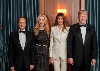 سفارة الكويت في واشنطن تقيم حفلا لتكريم «ميلانيا ترامب»