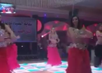 مصر.. «راقصات روسيات» في حفل تخرج طلاب «الصيادلة»