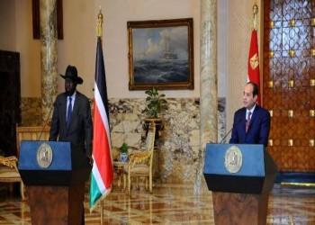 «السيسي»: مصر تواصل دعم عملية السلام في جنوب السودان