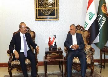 جاويش أوغلو يلتقي العامري والصدر لبحث تشكيل الحكومة العراقية
