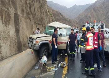 تفاصيل أول حادث مروري تتسبب فيه سيدة تقود سيارة بالسعودية