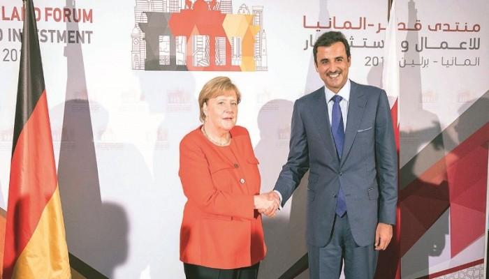 """""""دويتشه فيلله"""": الاستثمارات القطرية لألمانيا بمثابة """"رد الجميل"""""""