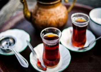 تركيا تصدر 318 طنا من الشاي لأسواق 42 بلدا في شهر واحد