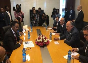 مصر تطالب إثيوبيا بتجاوز تباطؤ التفاوض بشأن سد النهضة