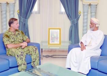 مباحثات عمانية أمريكية حول التعاون العسكري بين البلدين