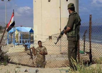 الجيش المصري يحبط تسلل 177 شخصا إلى ليبيا