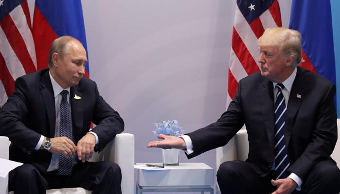 «بوتين» يتهم يهودا روس وآخرين بالتدخل في انتخابات أمريكا