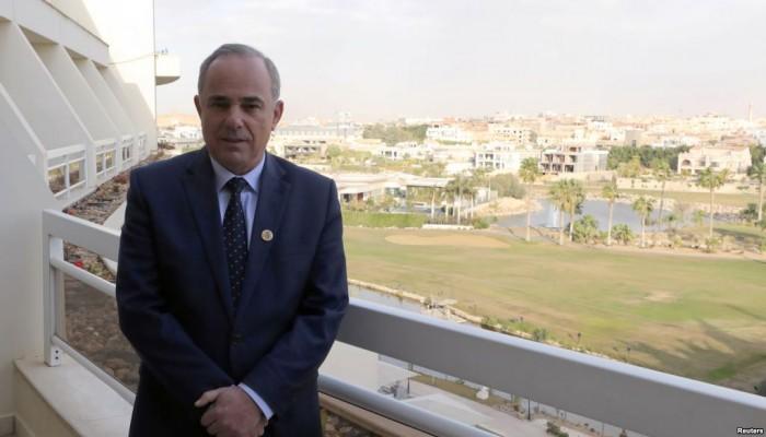 بالفيديو.. أول زيارة لوزير إسرائيلي إلى القاهرة منذ ثورة يناير