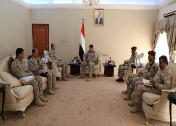 رئيس أركان الجيش اليمني يشيد بدور السعودية